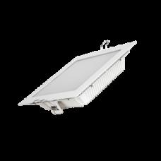 Светодиодный встраиваемый светильник VARTON направл. света 20Вт 170*170*48,5мм