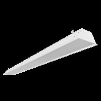 """Светодиодный светильник Маркет """"ВАРТОН"""" 1180*186*65 36Вт 4100К с призматическим рассеивателем"""