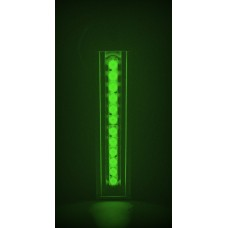"""Архитектурный светильник SVT """"ШЕВРОН"""" L-37-45-Green"""