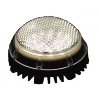 """Светильник """"Астра"""" с дежурным режимом и датчиком звука SVT-H А-S-7-IP54-W"""